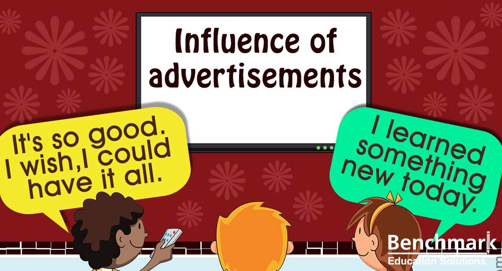 Influence of advertising