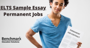 IELTS Sample Essay Permanent Jobs