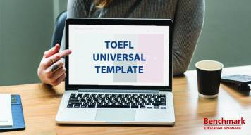 TOEFL Independent Writing Universal Template