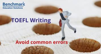 Raise your TOEFL writing score by avoiding common errors