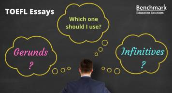 Should I use gerunds or infinitives in TOEFL essays