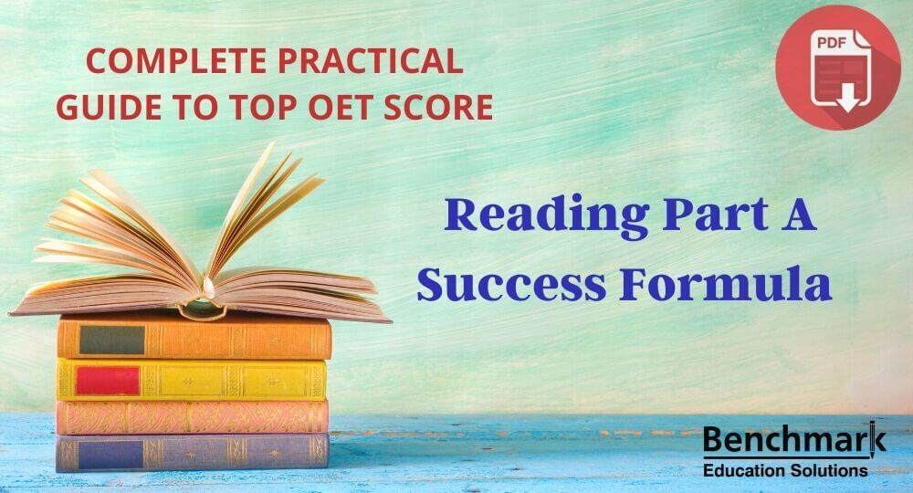 oet reading course