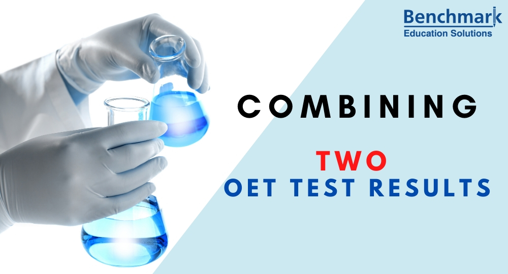 Combining OET test results