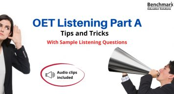 OET Listening Part A