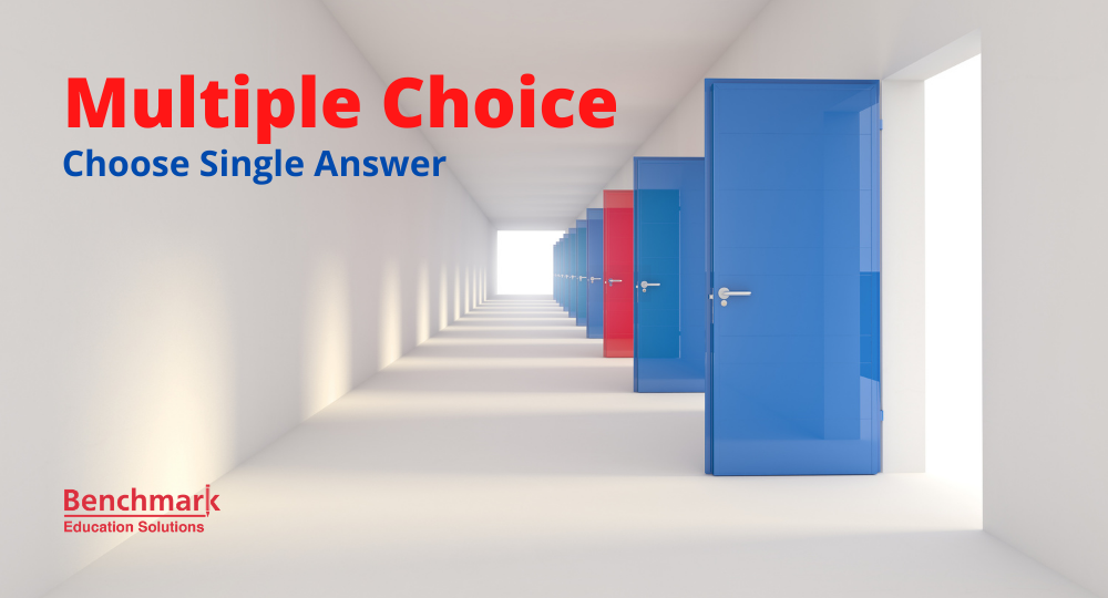 reading choose single answer pte